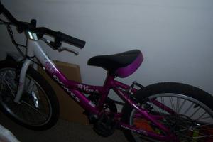 DAWES GIRLS BICYCLE BIKE AGE 4- 7 YEARS