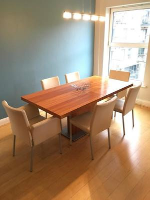 Dining table and Chairs, brilliant quality, London