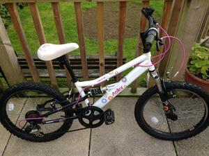 "Girls Halfords Apollo Stellar 20"" bike"