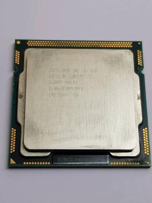 Intel SLBRP core i Quad Core 2.8GHz 8Mb CPU Processor