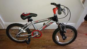 Kids bike - Raleigh Zero - 16 inch wheels (age 5-7 approx.)