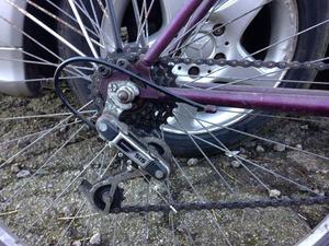 Ladies 21 speed bicycle in good working order