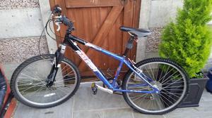 Mans Raleigh Mountain Bike