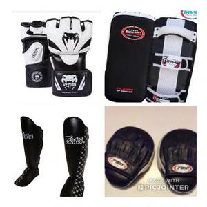 Mma Boxing MuayThai Full Set L/ XL Good used condition colle