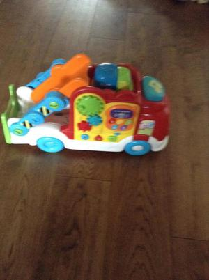 Musical Toy Truck