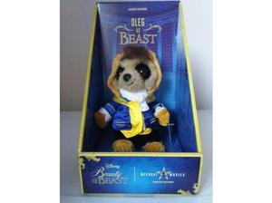 OLEG BEAUTY AND THE BEAST MEERKAT TOY in Stoke On Trent