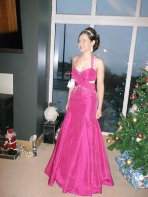Stunning Formal Dress. Size 8/10