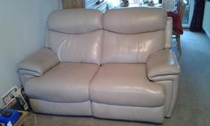 Two & Three seater recliner sofas