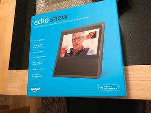Amazon Echo Show - New, and sealed in box.