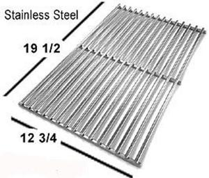 """BBQ Grill DCS Grate Grill Stainless Steel """"by """""""