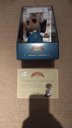 Bogdan Meerkat Toy – Brand New In Box