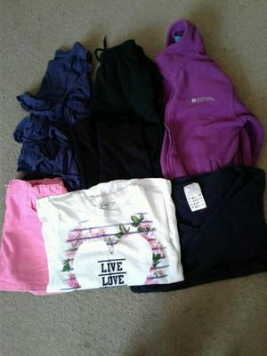 Girls Bundle Clothes (Size 7-8 years)