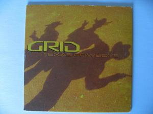 Grid – Texas Cowboys ?– CD Single