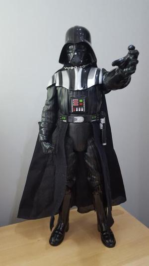 "Large 20"" Star Wars Darth Vader toy VGC"
