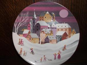 Poole Plate