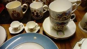 Royal Comemorative ware