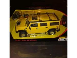 new still sealed 1:14 RC Humvee with working lights in