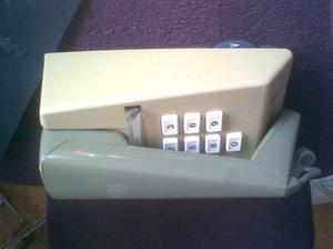 """60s/70s """"Trim phone"""" touch dial type, re"""