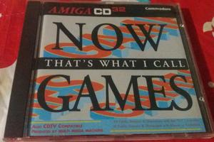 Amiga cd32 now that's what I call games