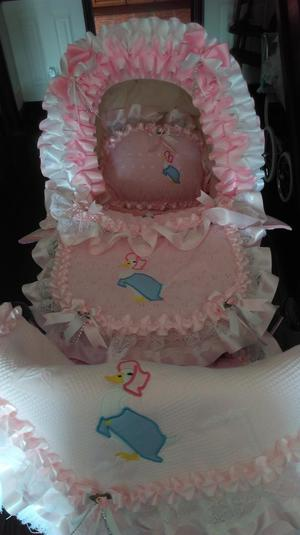Baby style pram/ pushchair and accessories