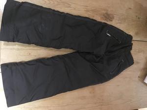 Boys Ski trousers Age 12