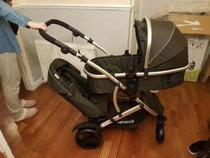 Brand New Double buggy