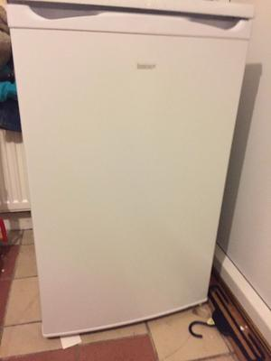 Brand new white ingenious fridge