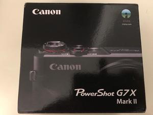 Canon PowerShot G7 X Mark II 20.1 MP Compact Digital camera