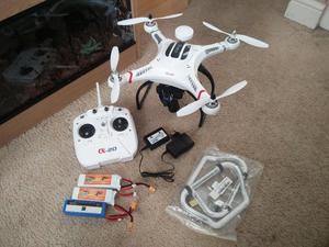 Cheerson CX 20 pathfinder RC Quadcopter drone with extra bit