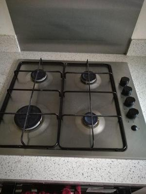 Extractor fan, Cooker hood and Gas hob