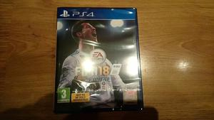 Fifa 18 PS4 brand new sealed