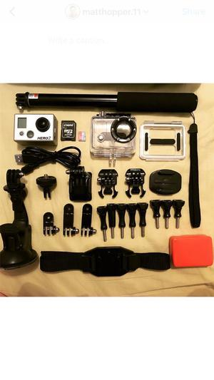 GoPro Hero 2 bundle