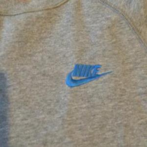 Grey small Nike jumper