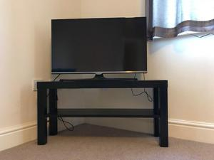 Pleasant Ikea Lack Tv Bench Unit Black Brown With Glass Posot Class Ocoug Best Dining Table And Chair Ideas Images Ocougorg