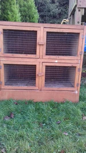 Indoor Guinea pig Cages/ Nesting Boxes