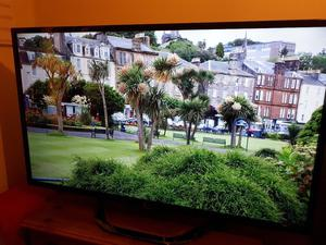 LG 47LN575V 47-inch p LED SMART TV. PERFECT CONDITION.