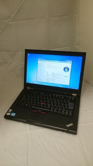 "Lenovo ThinkPad T"" Widescreen Laptop i5 2.5GHz 4GB"