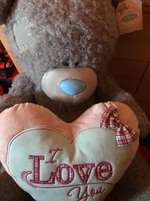 Me to you soft bear