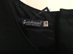 Pack 2 navy blue Pinafores