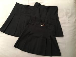 Pack 3 Uniform Skirts
