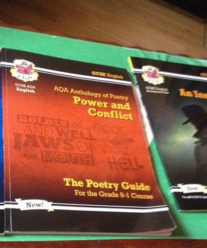 Power and conflict GCSE English revision guide