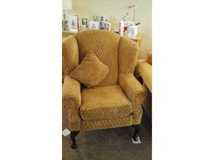 Queen Anne Arm chair in Slough