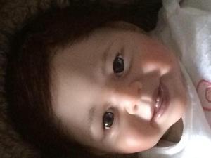 Smiley reborn baby girl Rachel