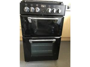 Stoves Double Fan Oven with Ceramic Hob in Truro