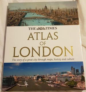 The Times Atlas of London (Slipcase Edition)