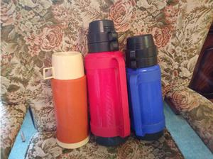 Thermos flasks in Totnes