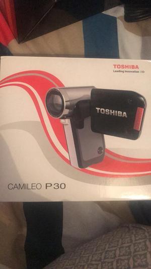 Toshiba video camera