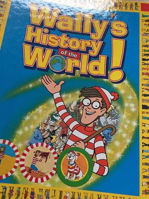 Wally's History of the World partwork