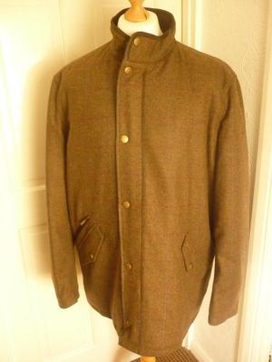 barbour wimbrel tweed jacket,new