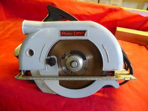 8in. circular saw
